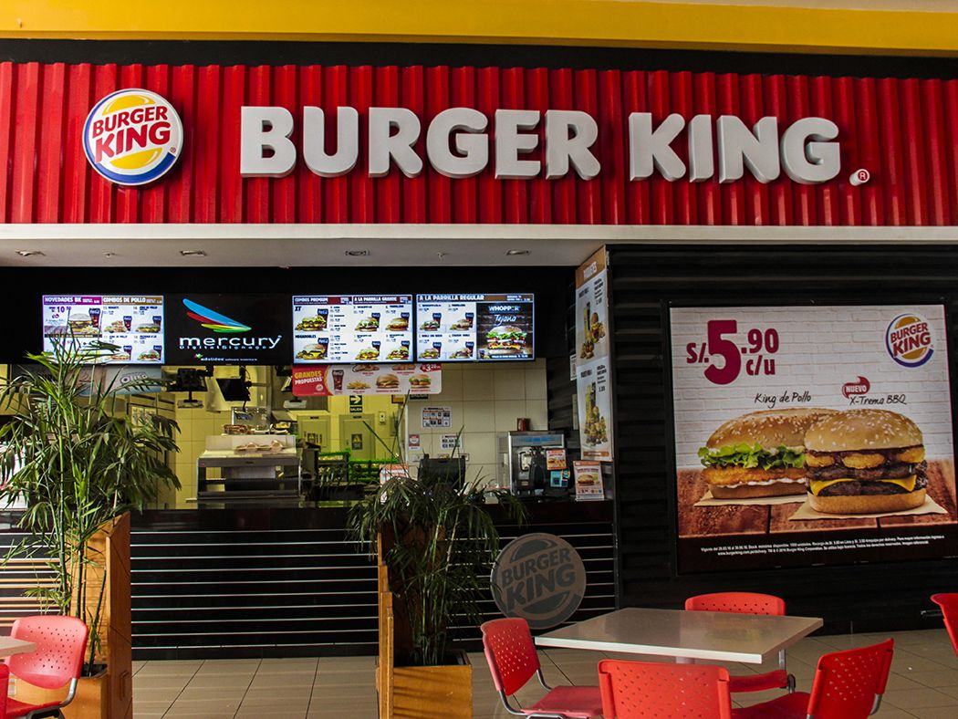 Burger King - Plaza Norte