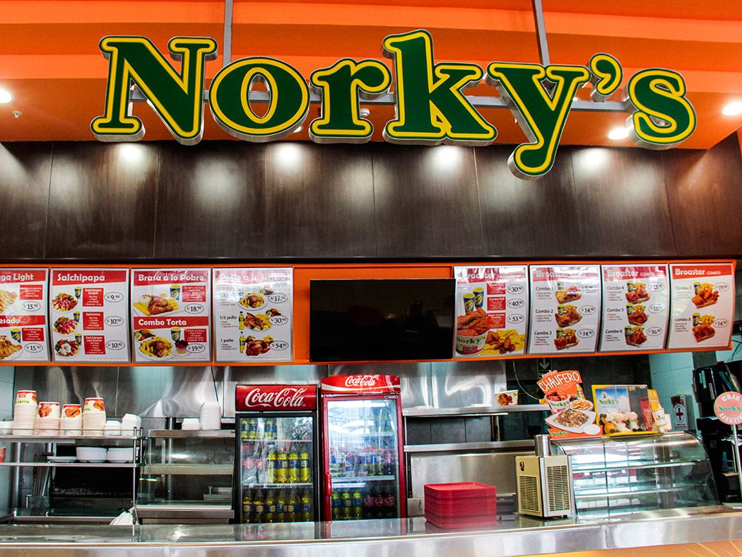 Norky's - Plaza Norte