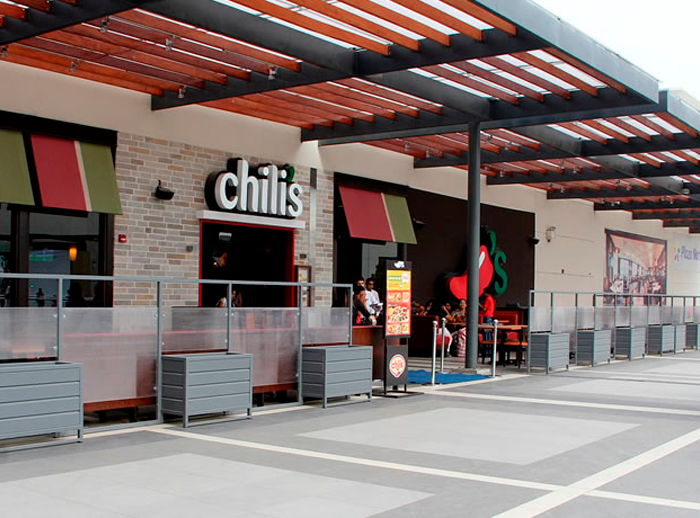Chilis - Plaza Norte