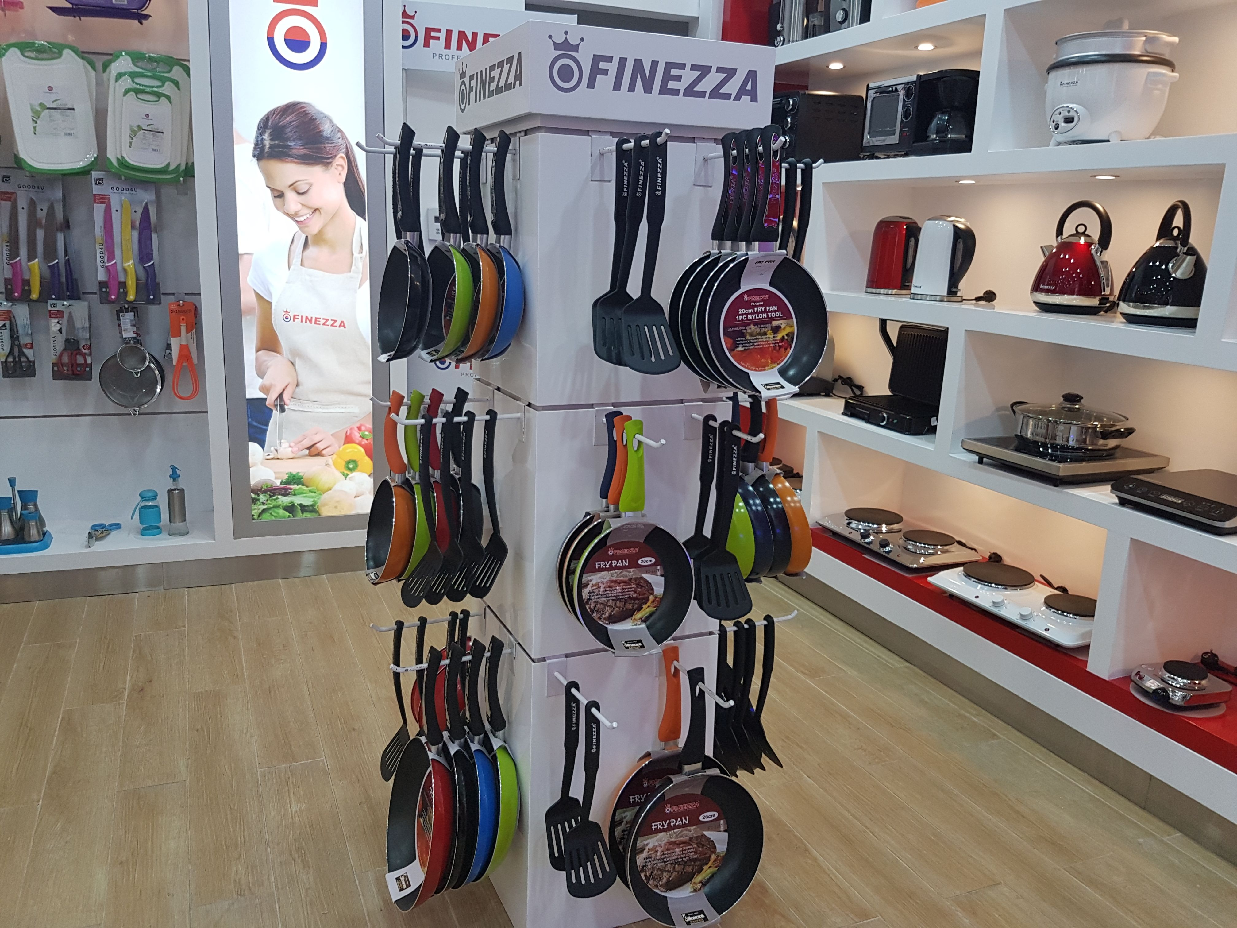 FINEZZA - Plaza Norte