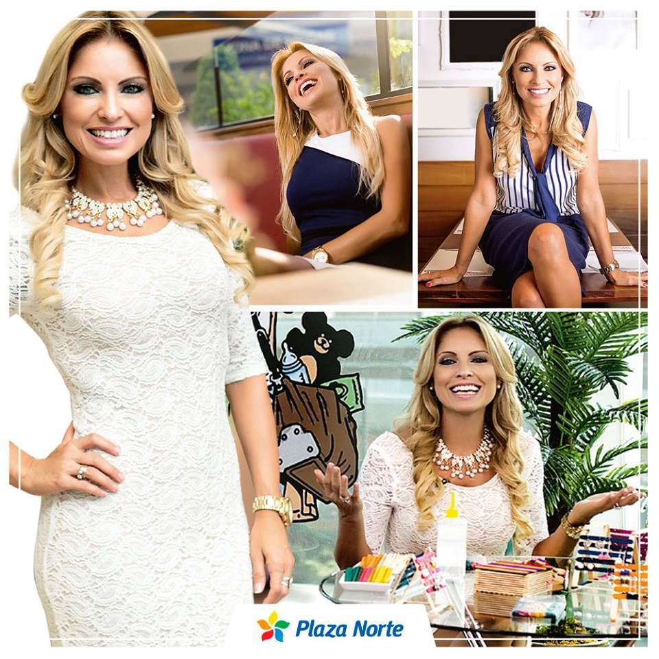 Karina Rivera: Mamá TV - Plaza Norte