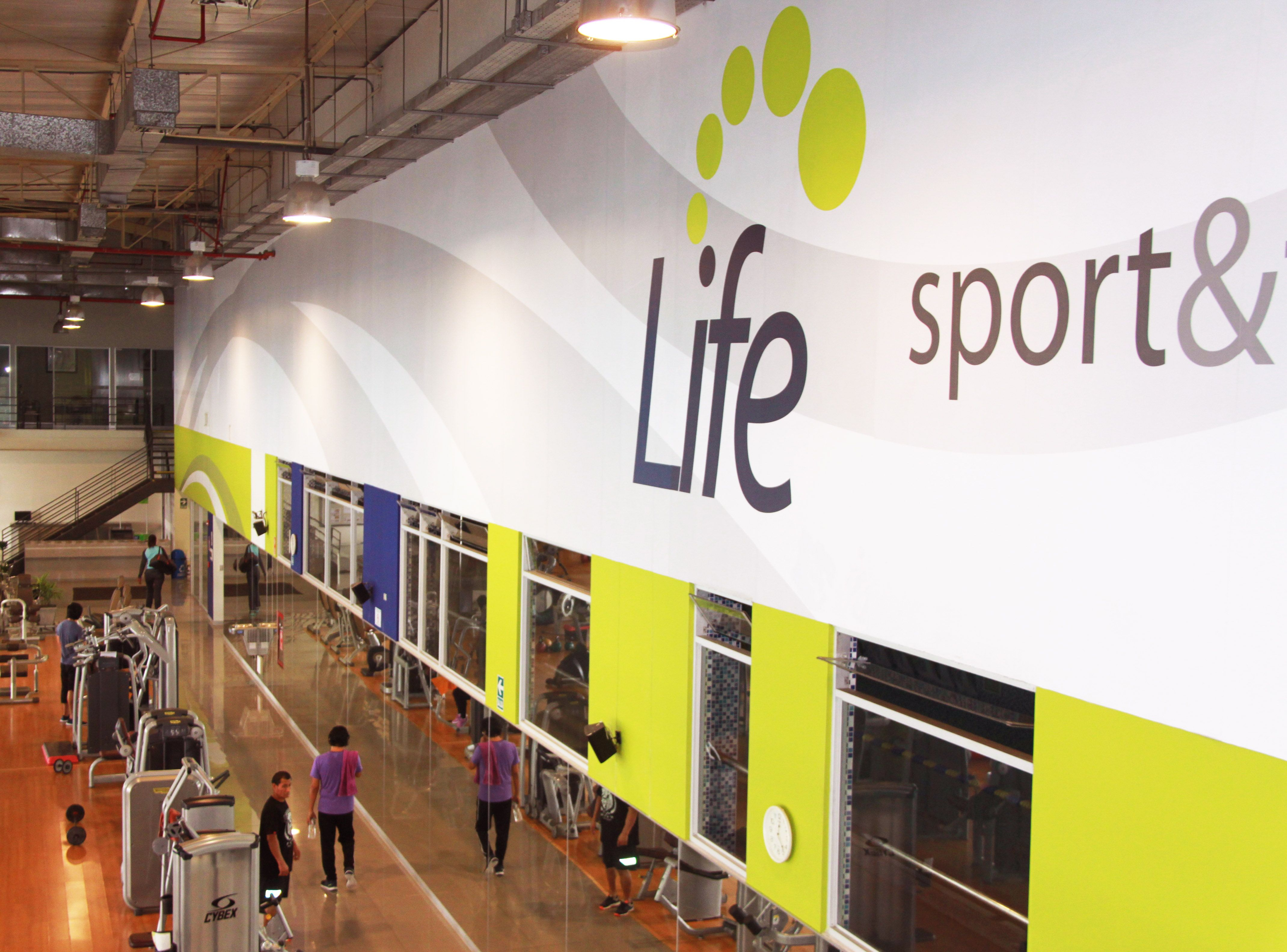 Life Sport & Fitness  - Plaza Norte