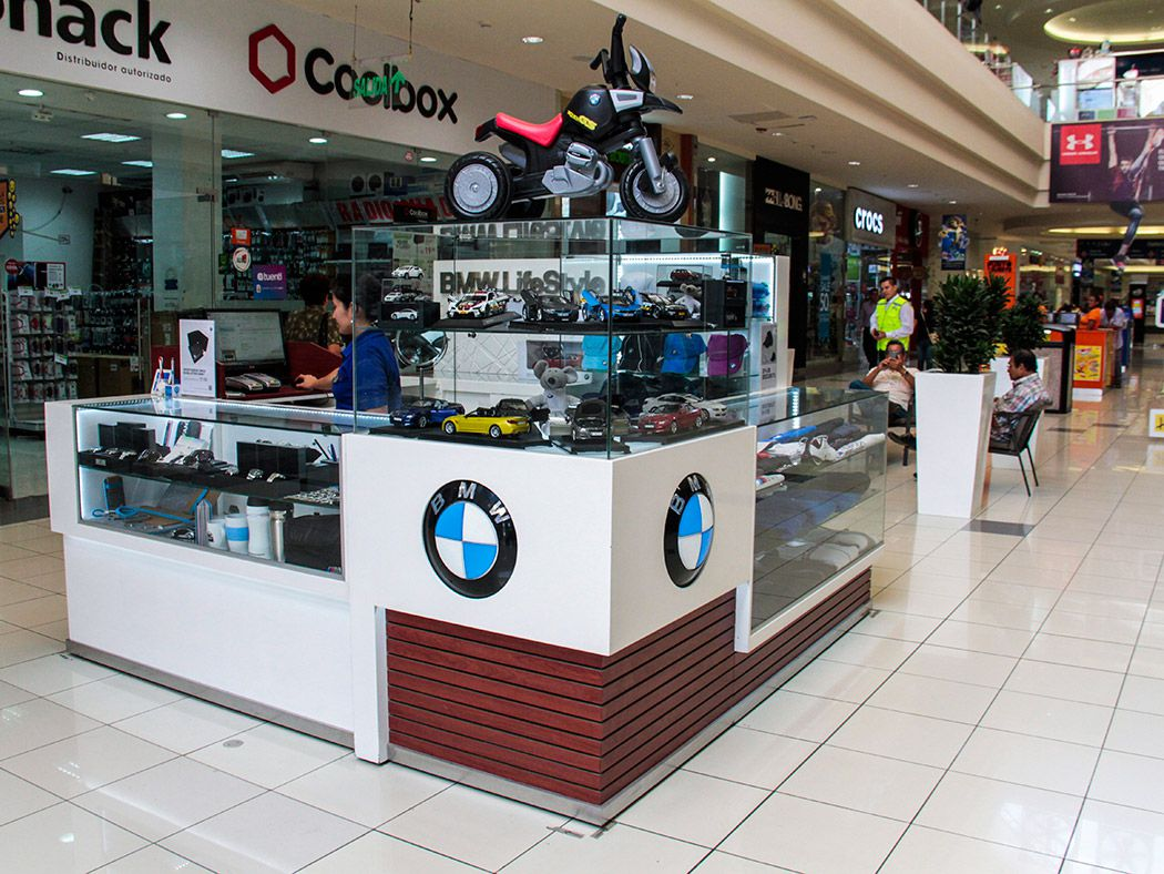 BMW LIFESTYLE - Plaza Norte
