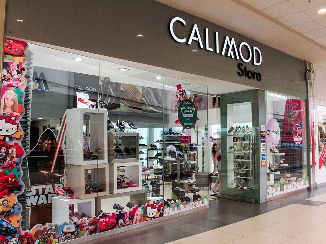 Calimod Store - Plaza Norte