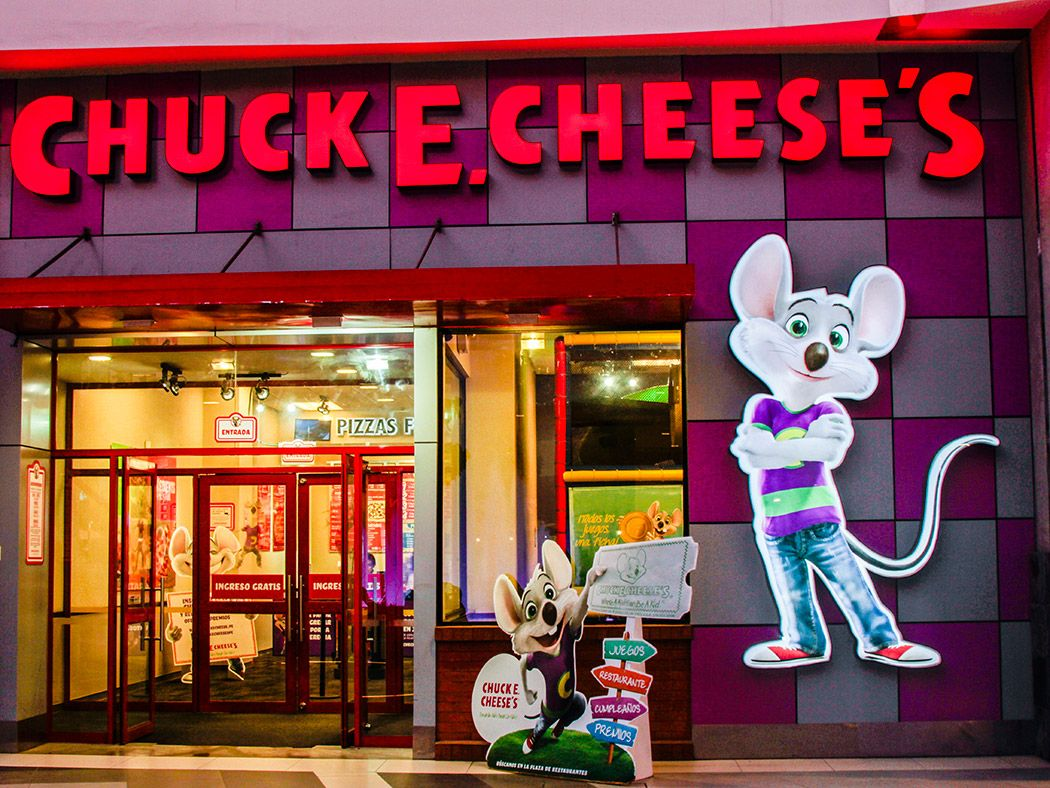 Chuck E.Cheese's - Plaza Norte