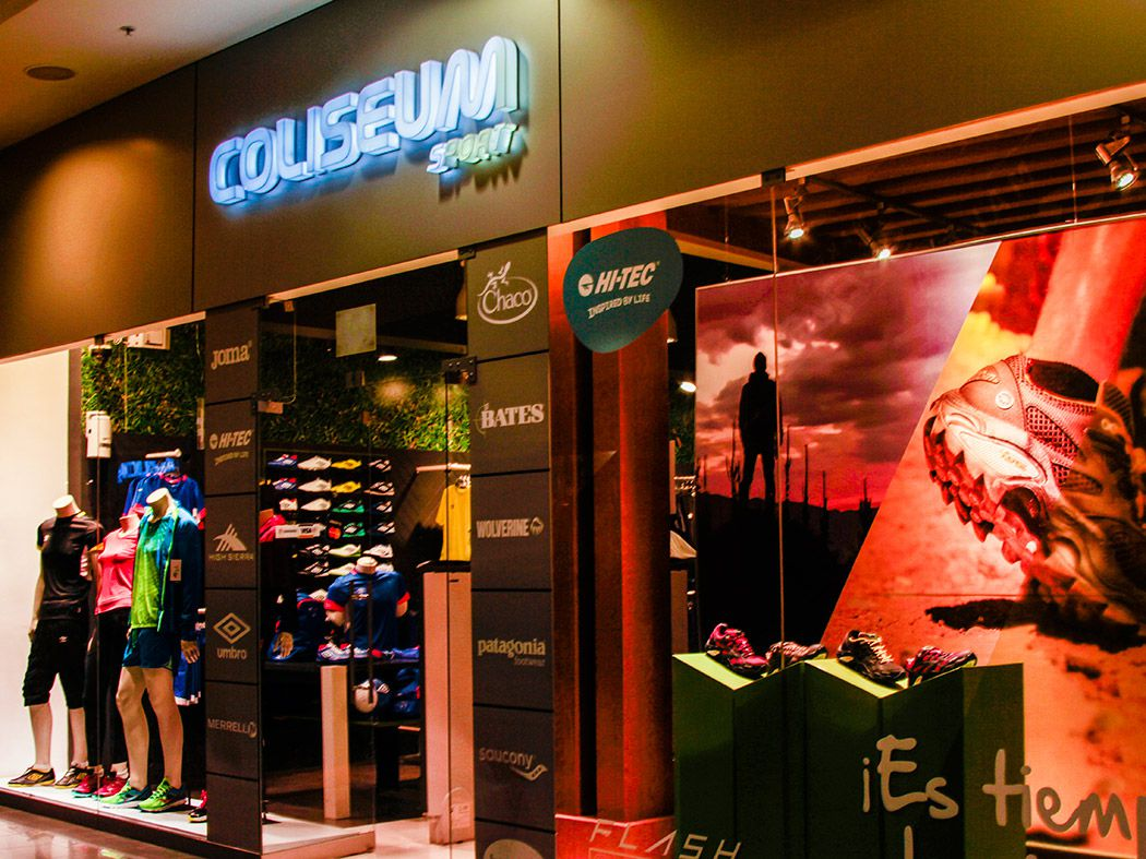 Coliseum  - Plaza Norte