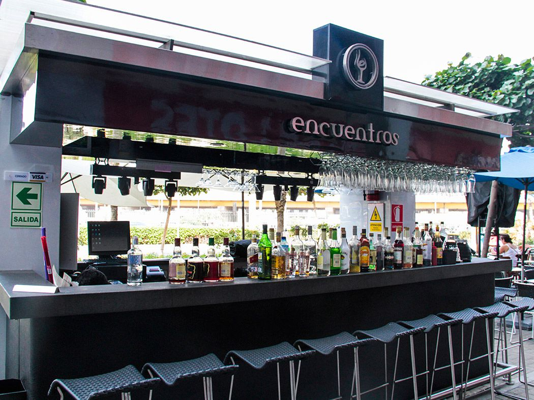Encuentros Pisco Bar - Plaza Norte