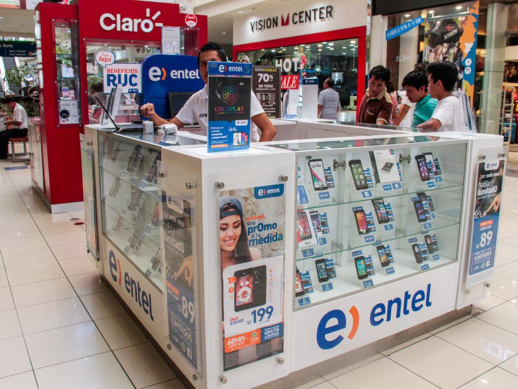 Entel (Módulo) - Plaza Norte