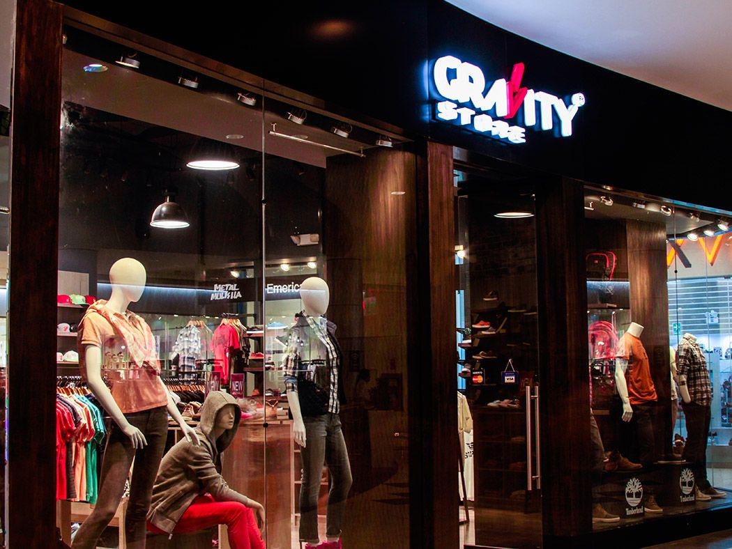 Gravity Store - Plaza Norte