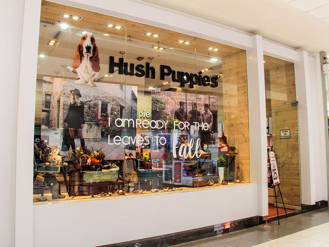 Hush Puppies - Plaza Norte