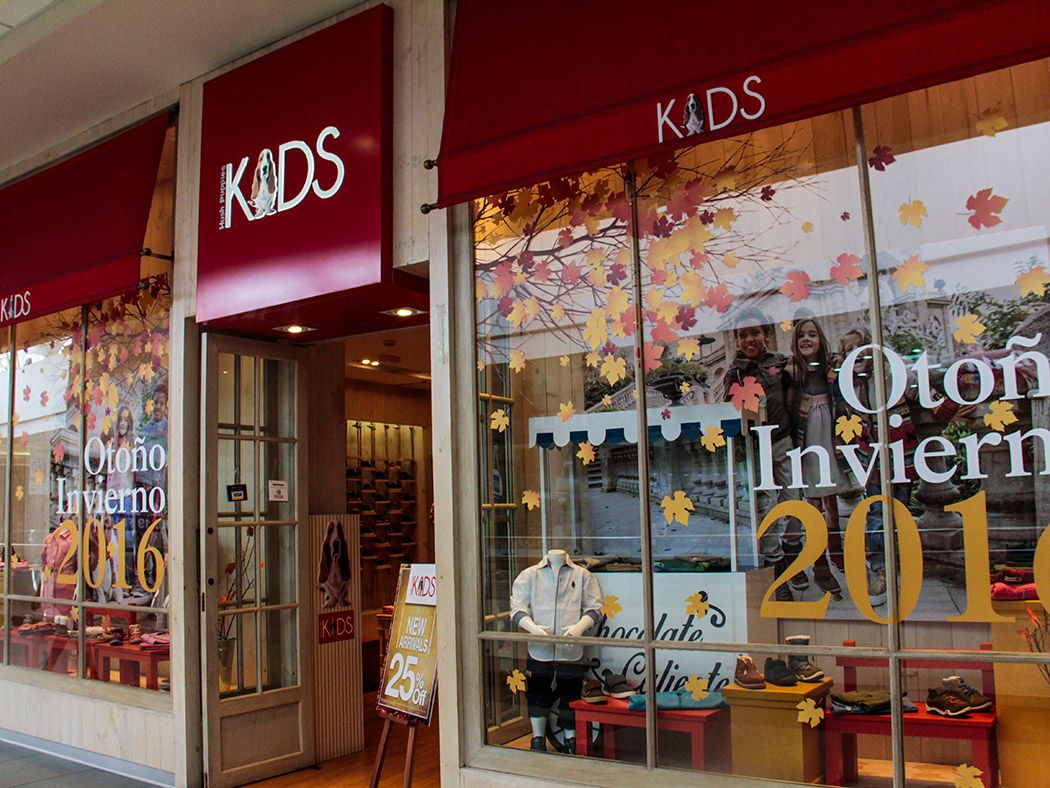HUSH PUPPIES KIDS - Plaza Norte