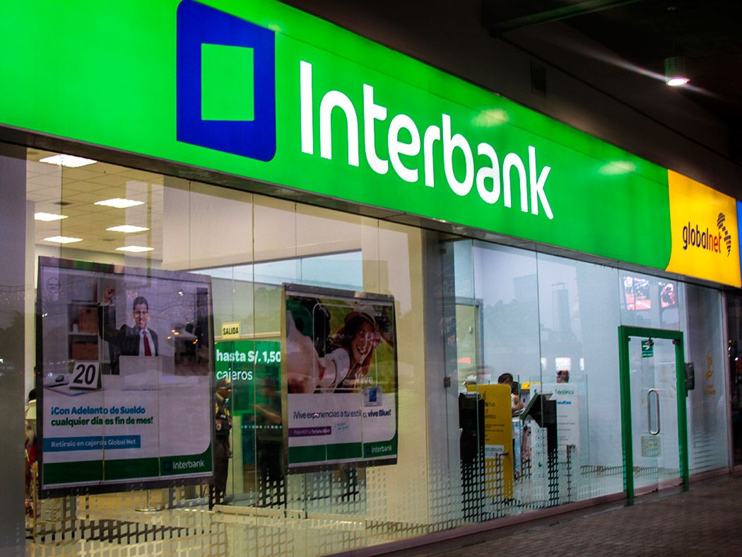 Interbank - Plaza Norte
