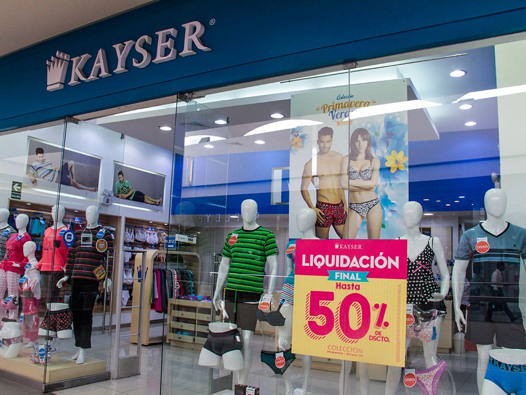 KAYSER - Plaza Norte