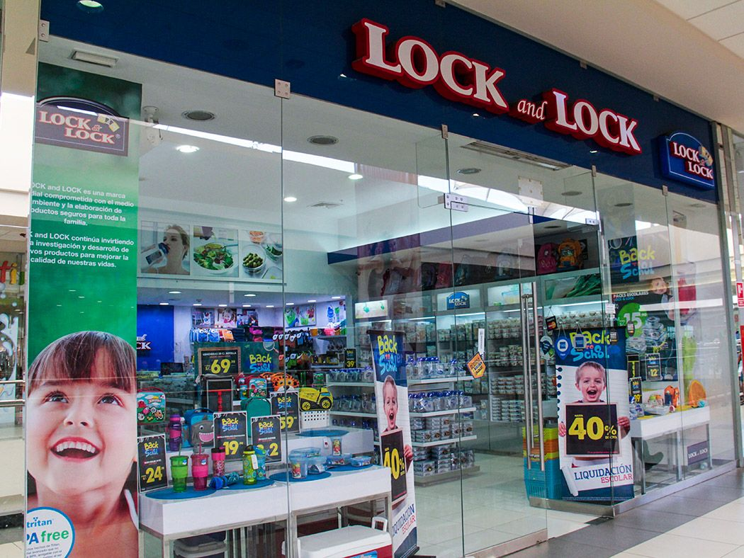 Lock & Lock - Plaza Norte