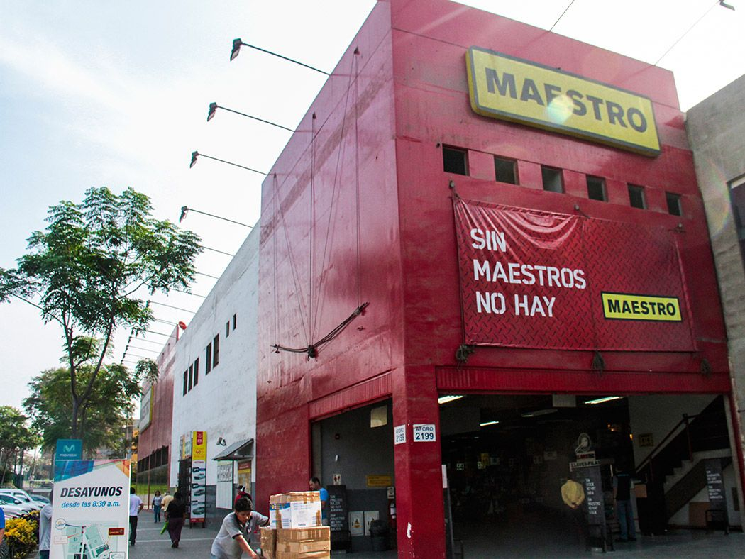 Maestro Home Center - Plaza Norte