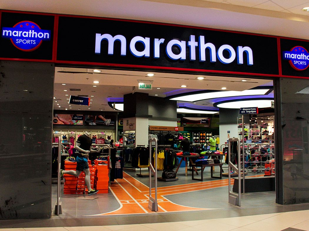 Marathon Sports - Plaza Norte