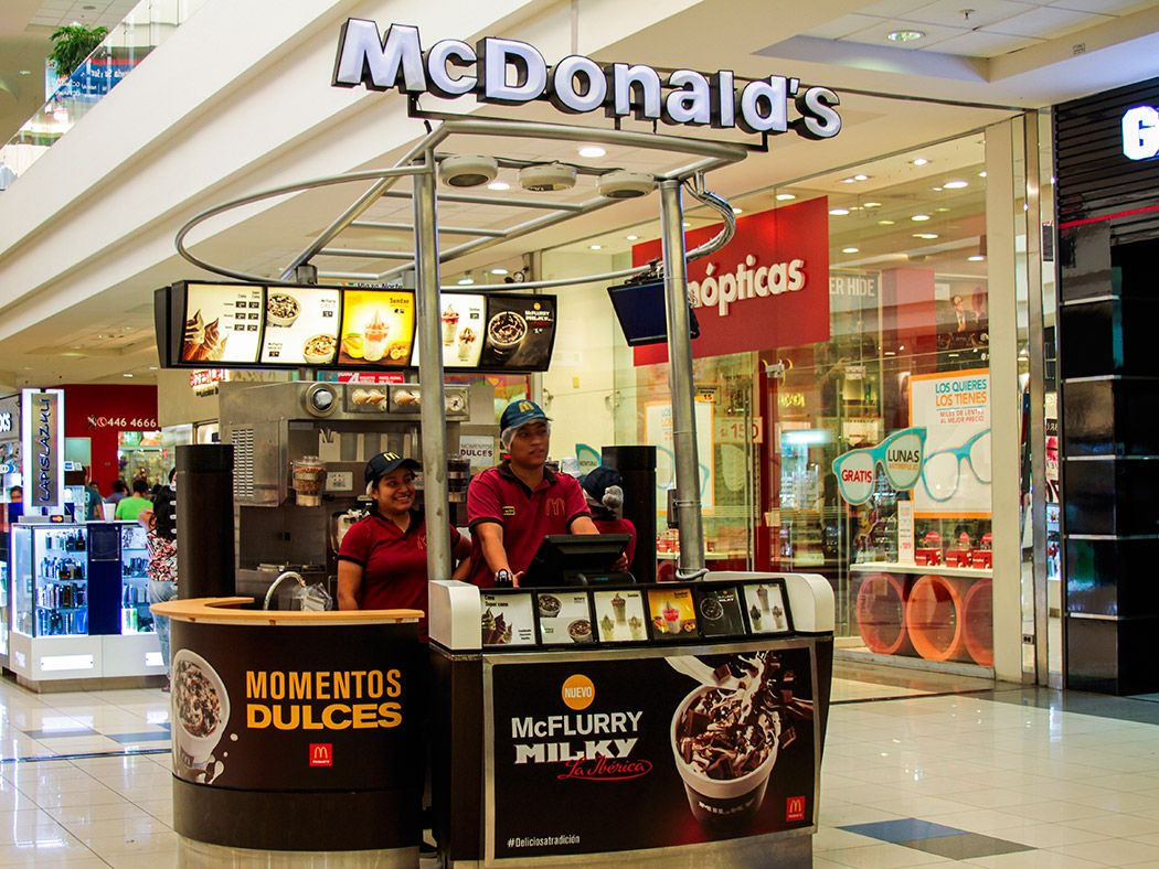 Mc Donald's - Plaza Norte