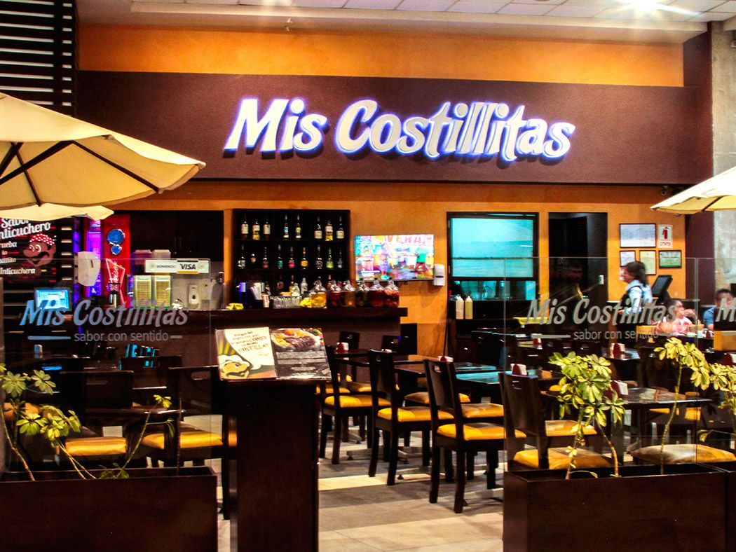 Mis Costillitas - Plaza Norte