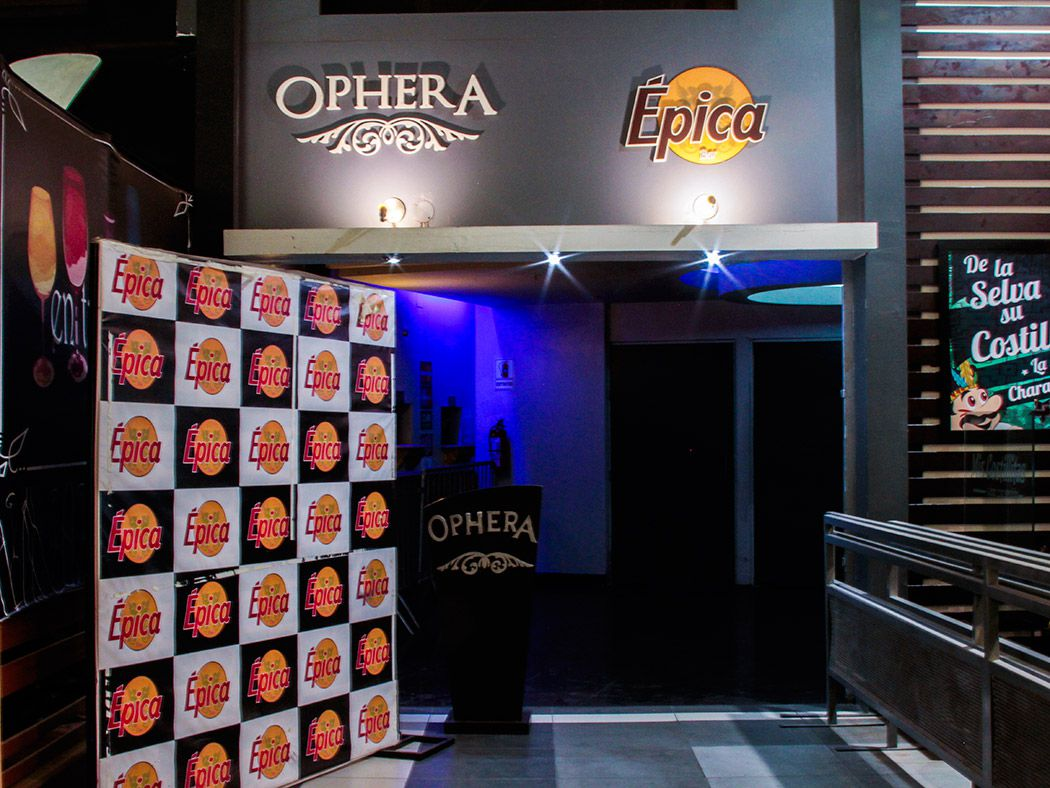 Ophera Disco - Plaza Norte
