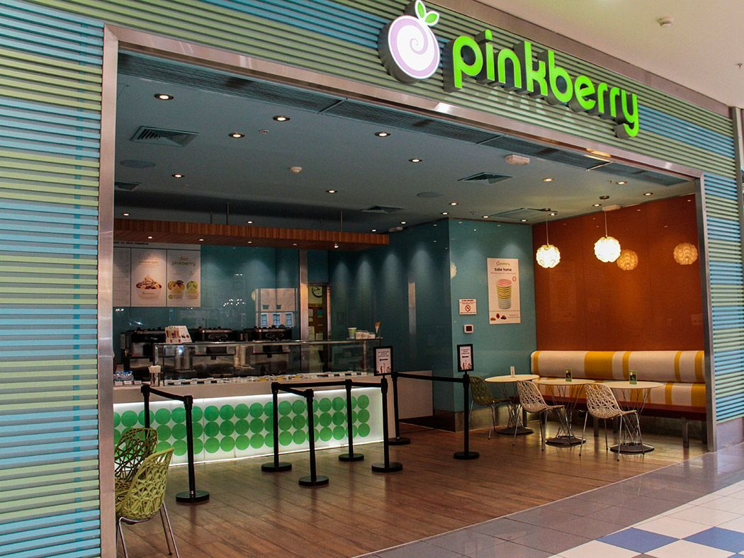 Pinkberry - Plaza Norte