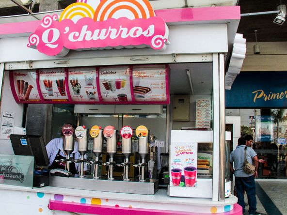 Q'CHURROS - Plaza Norte