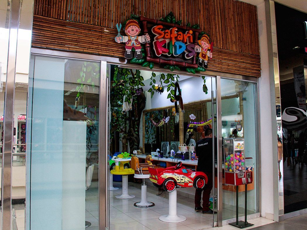 Safari kids plaza norte - Peluqueria plaza norte 2 ...
