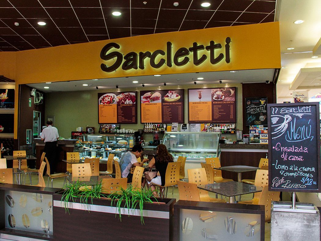 Sarcletti - Plaza Norte