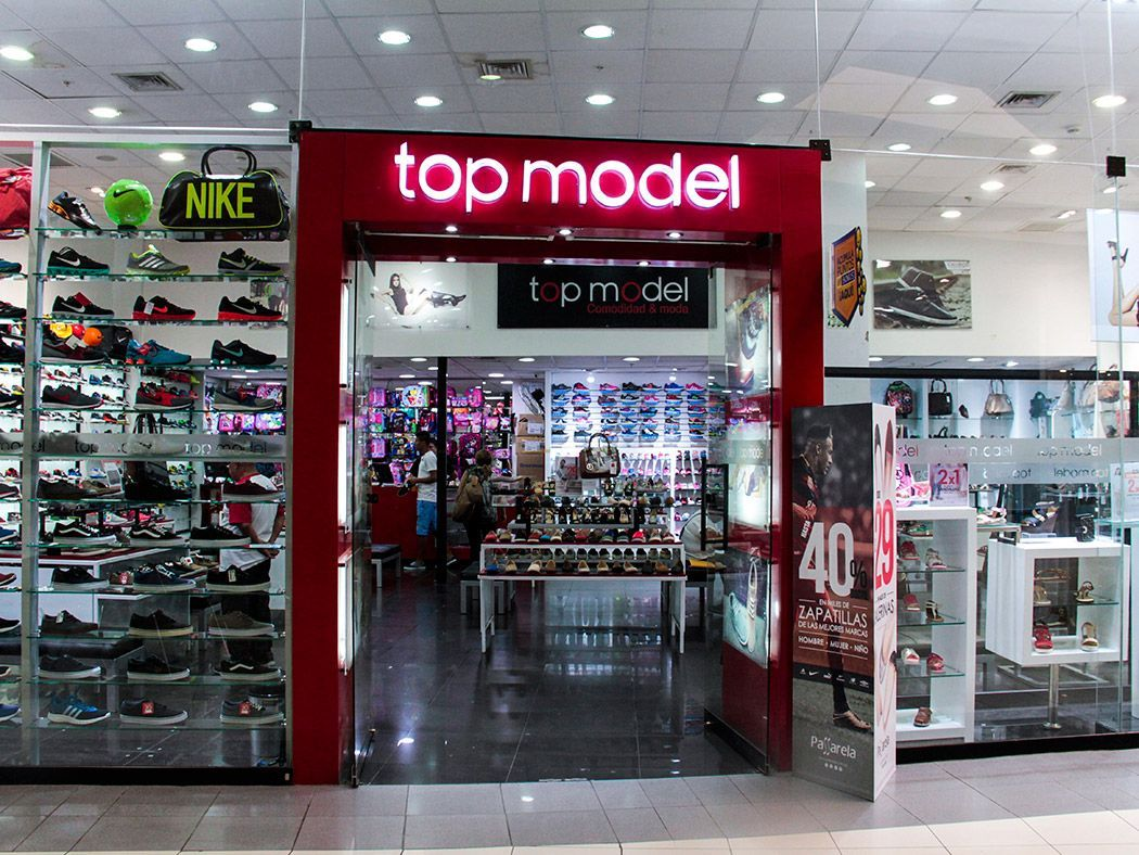 Top Model - Plaza Norte