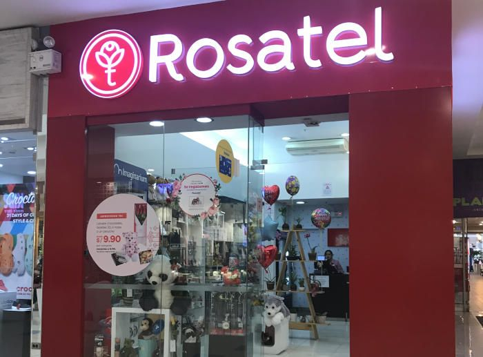 ROSATEL - Plaza Norte