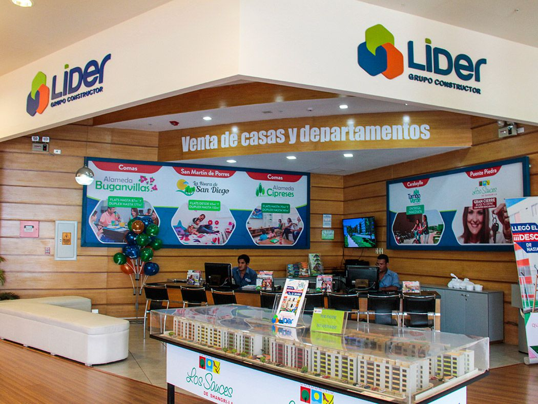 LIDER - Plaza Norte