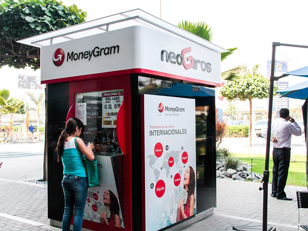 MONEYGRAM - Plaza Norte