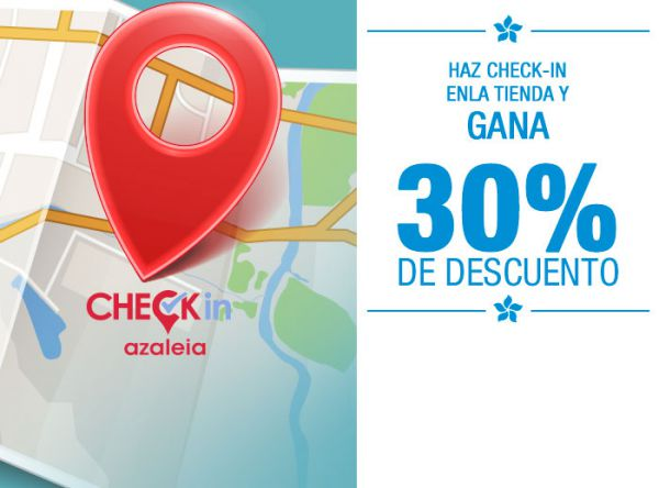 AZALEIA - CHECK IN - Plaza Norte