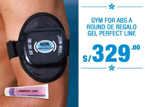 PROMO GYM FOR ABS - Plaza Norte