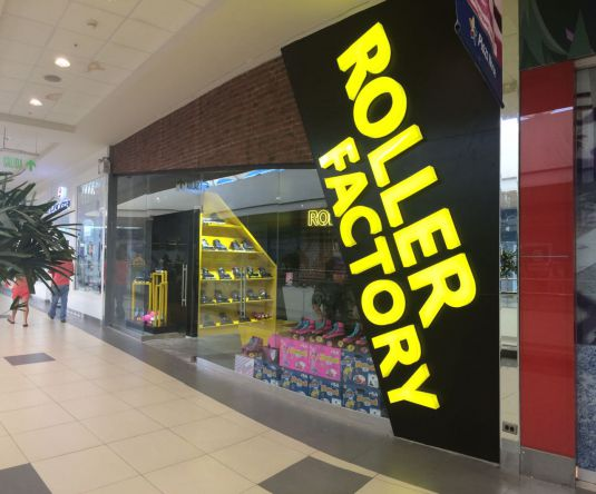 The Roller Factory - Plaza Norte