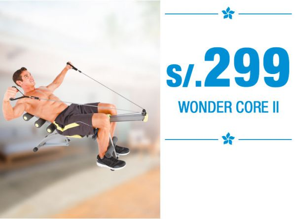 Wonder Core II a S/.299 QUALITY STORE - Plaza Norte