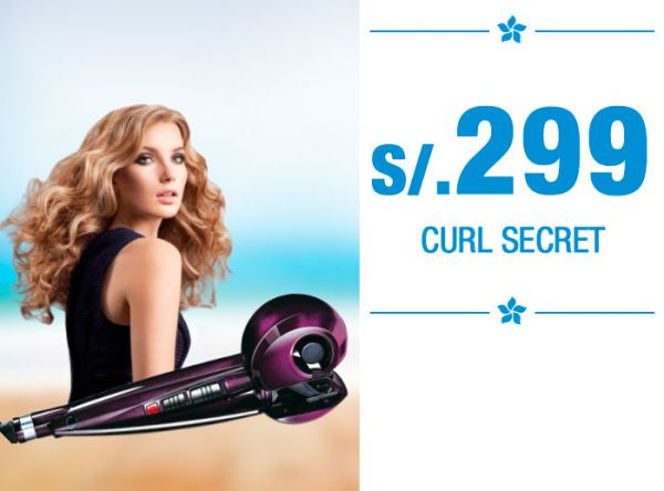 Curl Secret a S/.299 - QUALITY STORE - Plaza Norte