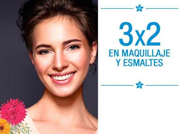 3x2 en Sally Beauty - Plaza Norte