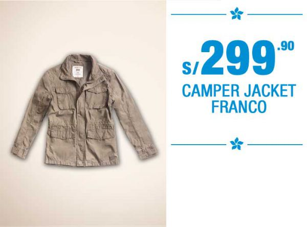 PROMOCIÓN EN JACKET NORTON - Plaza Norte