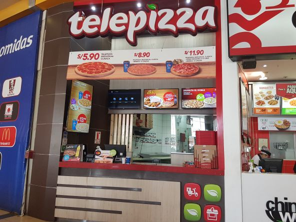 TELEPIZZA - Plaza Norte
