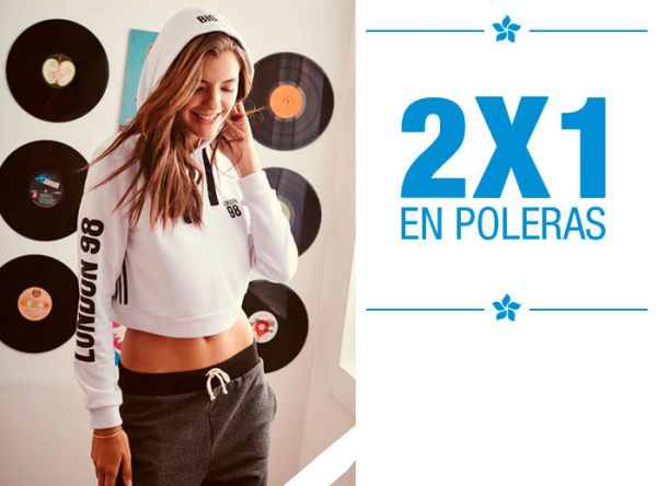 2x1 en poleras - MILK - Plaza Norte
