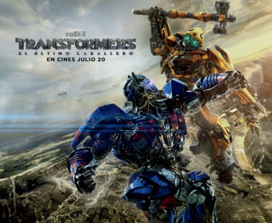 Entradas para Transformers - Plaza Norte