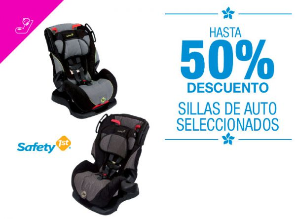 50% off en silla para autos - Plaza Norte