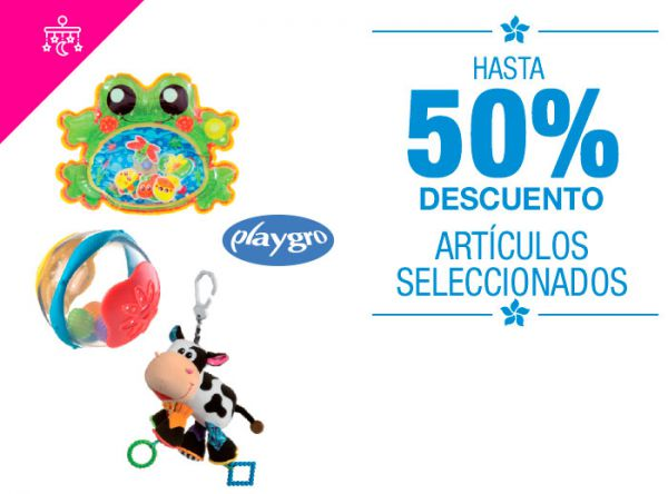 Hasta 50% dcto. en productos - Plaza Norte