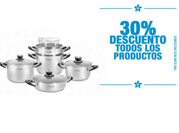 30% Dcto. en Finezza - Plaza Norte