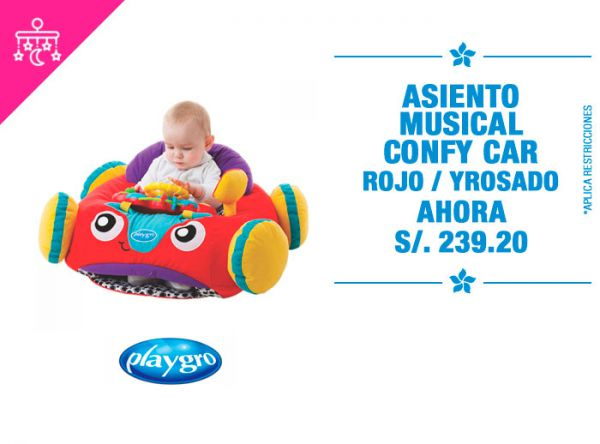 Asiento musical Baby Infanti Baby Infanti Store - Plaza Norte