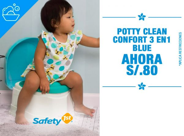 Potty Clean a S/ 80 - Plaza Norte