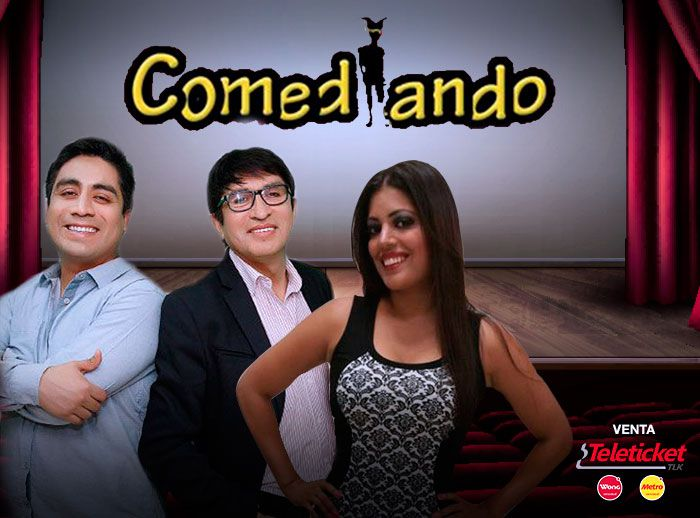 Comediando  - Plaza Norte