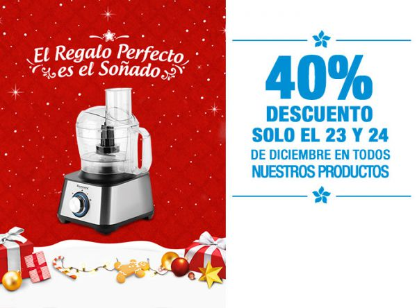 40% Dscto. en productos - FINEZZA - Plaza Norte