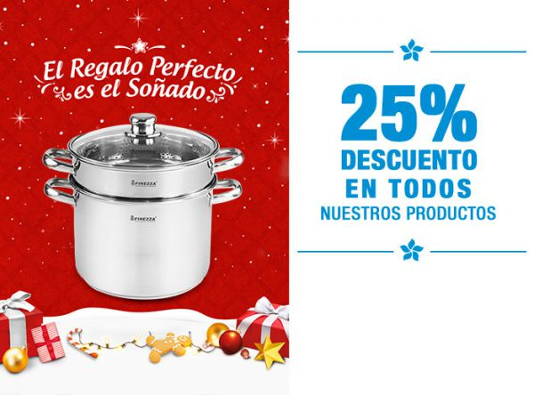 25%Dscto. en productos - FINEZZA - Plaza Norte