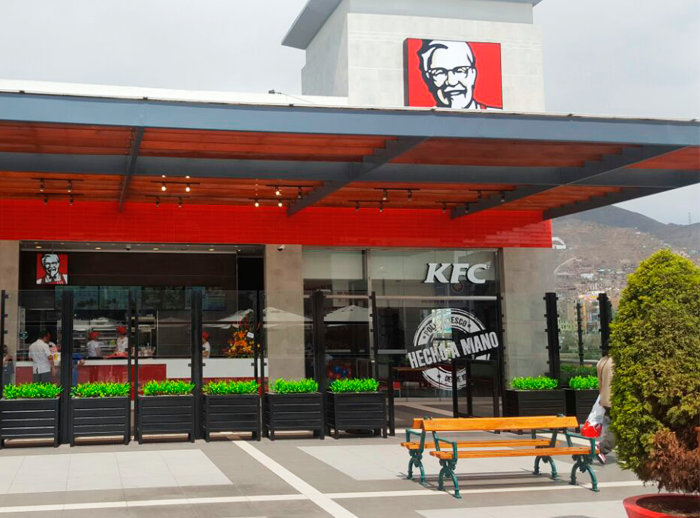 KFC Restaurant - Plaza Norte